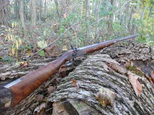 perkusná puška