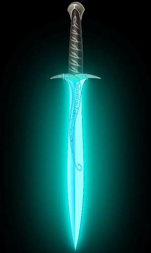 hobbit meč